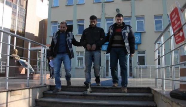 Zonguldakta kaçtı İstanbulda yakalandı