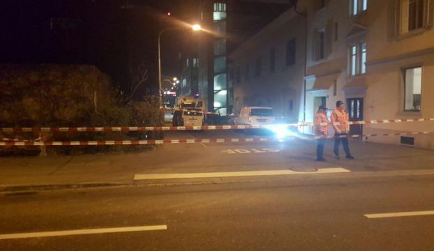 Zürihte camide silahlı saldırı: 3 yaralı